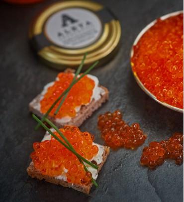 Salmon Caviar (100 gr)
