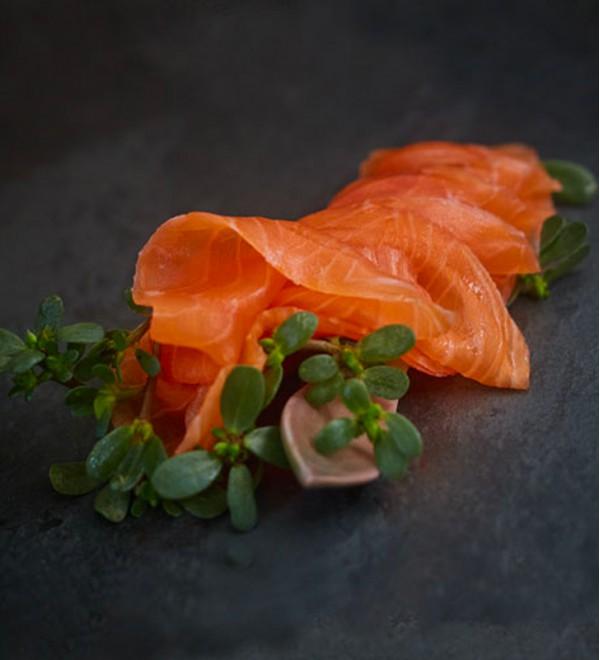 Smoked Salmon Tranche (130gr)