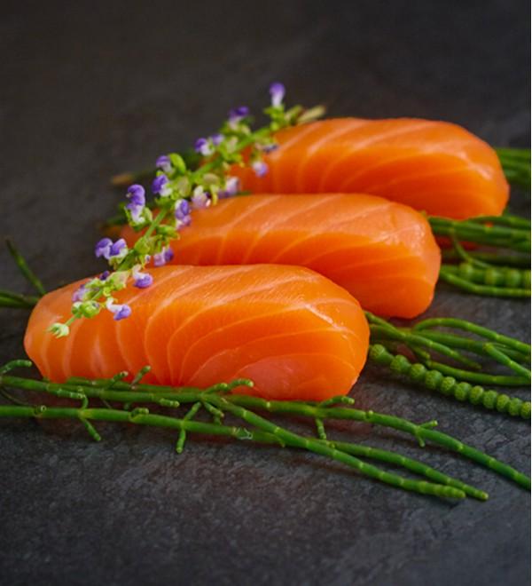 """Salmon Lomito """"Tsar"""" (380 gr)"""